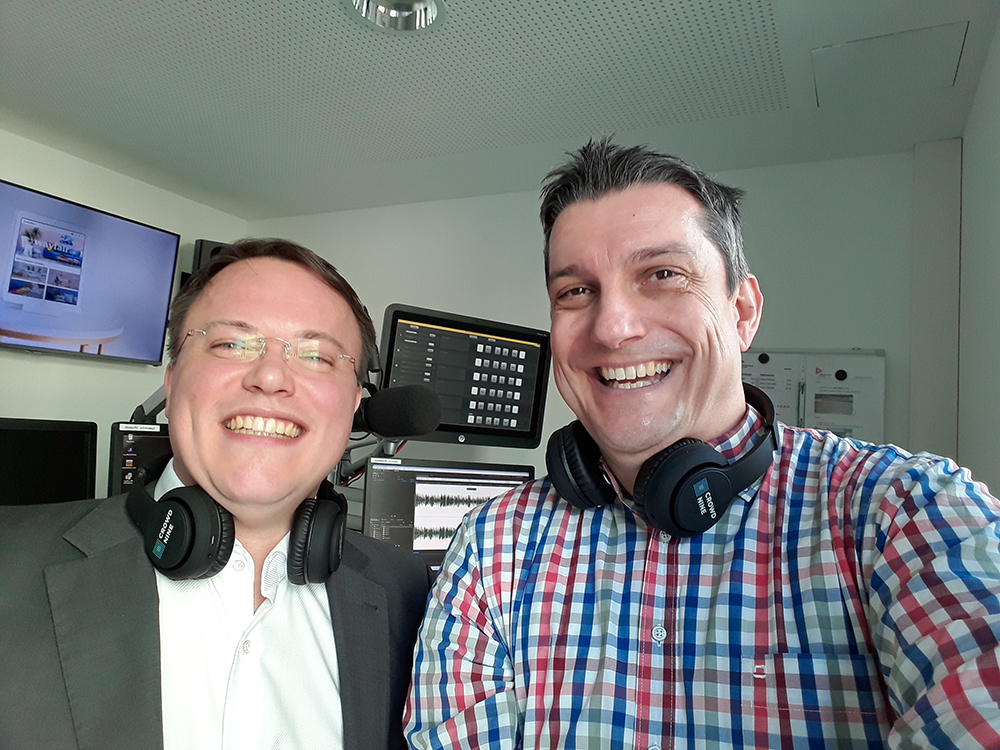 Podcast – Crowdfunding – 12.2. und 19.2.2019